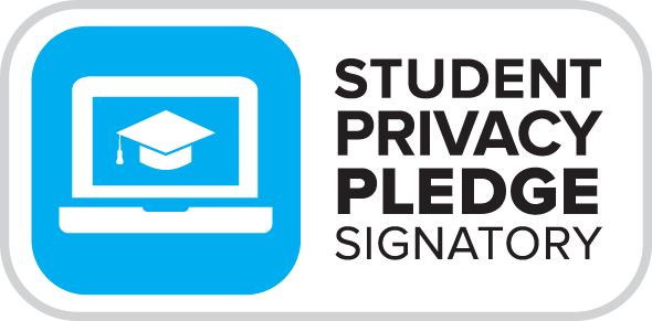 Banner: Student Privacy Pledge